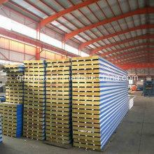 Sandwich Panel for Steel Building/Fireproofing Sandwich Panel (XGZ-49)
