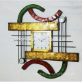 Большие металлические настенные часы для продажи