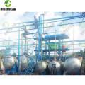Distillation Of Crude Oil Treatment Machine Price