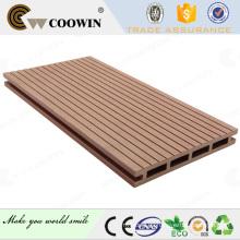 Cubierta del compuesto plástico de madera de la cubierta de la tecnología WPC