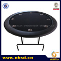 Round Poker Table with Iron Leg (SY-T21)
