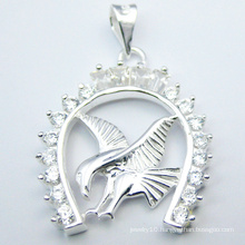 Special Animal Design Silver Pendant Jewelry