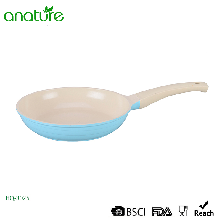 Ceramic Die Cast Aluminum Alloy Fry Pan