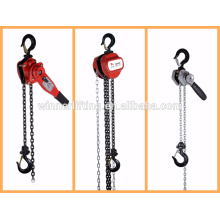 premium quality factory price chain hoist with single load chain