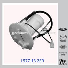 Mazda CX-7 L577-13-ZE0 da alta qualidade no filtro de combustível do tanque & no conjunto do filtro de combustível