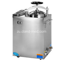 Ukucindezela kwe-Medical Electric-Heated Verticl Pressure Steam Sterilizer