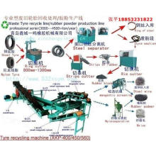 Waste Type Recycling Machine,Rubber Powder Making Line