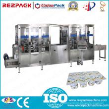 Automatische Kunststoff-Cup Forming Füllen Sealing Machine (RZ-8L)