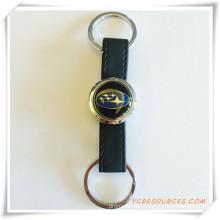 Förderung Mode Metall Auto Keychain (PG03086)