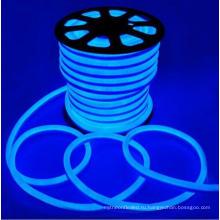 Деятельности ac110v 220V вело неоновый свет гибкого трубопровода 80LEDs/м 8*16мм светодиодный гибкий Неон полосы