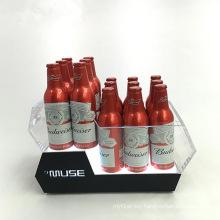 LED Acrylic Wine Ice Bucket Display