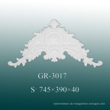 Klassisches Polyurethan Interieur Dekor Zubehör für Wand