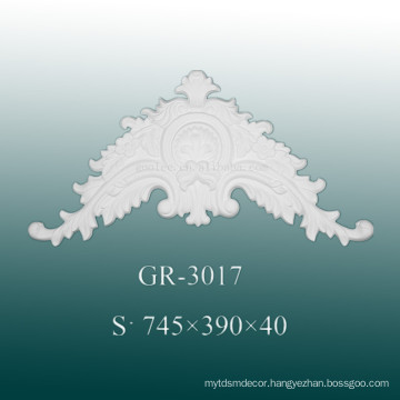 Classical Polyurethane Interior Decor Accessories for Wall