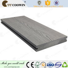 composite wood and plastic of stamped concrete flooring