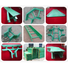 High Temperature FRP/GRP Trough Cable Trays