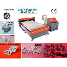 500W 650W YAG Laser Cutting Machine for 0-10mm Metal Plate/ Tube/ Sheet Jmqg-2513