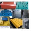 High Density Polyethylene Mat
