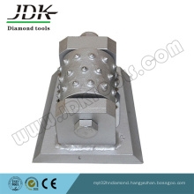 Frankfurt Diamond Bush Hammer for Stone Grinding