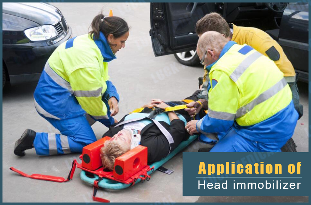 application-of-head-immobilizer