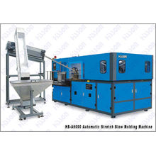 Garrafa PET molde Hb-A6000 da máquina de sopro automática