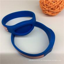 Nationalflagge Custom Tyvek Wristbands Qualität