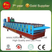 Fornecedor chinês de máquinas de camada dupla para produtos de construção de aço