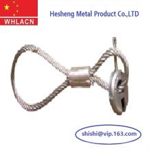 Vorgespannte Betondraht-Seil-Hebering-Kupplung