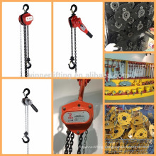 top quality manual chain hoist gold supplier;overhead hoist