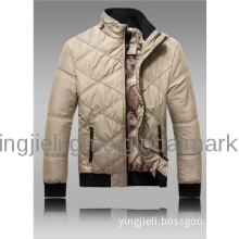 Man coat Autumn leisure cotton jacket