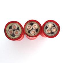8.7 / 10kV Borracha fabricante de borracha epr isolado cabo de mineração reforçada