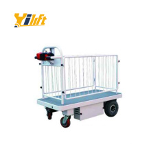 500kg DC motor powered trolley with table