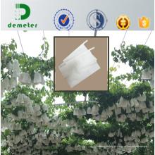 Shandong fábrica de alta qualidade proteção uv respirabilidade à prova de água saco de papel para frutas toranja para evitar a poluição de pesticidas