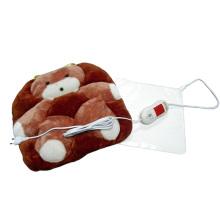 Поставка завода Подогрев Pad Отопление Одеяло Электрическая Одеяло с мультфильм Медведь