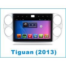 Sistema Android Tiguan Carro DVD GPS Navegação para 10.2 polegadas Touch Screen