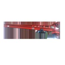 Diseño de grúa giratoria de pilar de gran capacidad de 3 toneladas