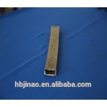 Холоднотянутая бесшовная полая прямоугольная стальная трубка в ассортименте