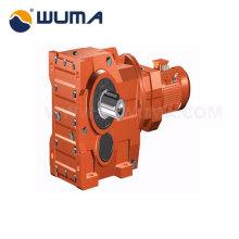 Caixa de engrenagens vertical amplamente utilizada do projeto especial com o motor alto da engrenagem do torque