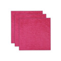plant glasses cleaning cloth or microfiber suede cloth