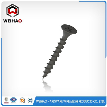 carbon steel galvanized drywall phillips pan head screws