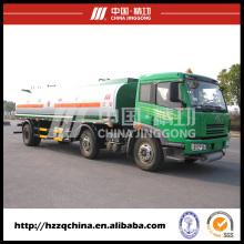 Fabricante chino Oferta Camión tanque de aceite (HZZ5252GJY) Conveniente y confiable para la venta