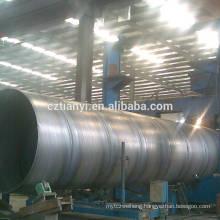 2015 High quality api 5l gr.b erw steel pipe
