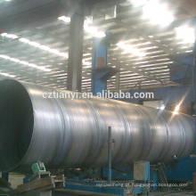 2015 Alta qualidade api 5l gr.b erw tubo de aço