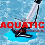 pool equipment automatic pool cleaner with hose for in-ground pool and above-ground pool