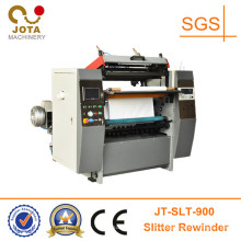 Jt-Slt-900 cajero automático de papel de la POS POSICIÓN de papel máquina de corte longitudinal rebobinado