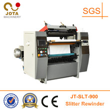 Machine de rebobinage de fente de papier de caisse de papier de Jt-Slt-900 ATM