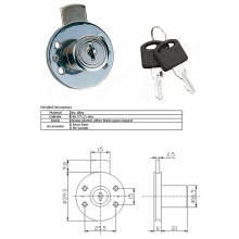 Rond Drawer Lock, Drawer Lock, Furniture Lockal-610s-40