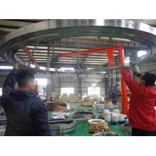 2015 Fabricación de anillo de giro del rodamiento de la placa giratoria de la calidad excelente