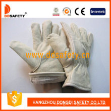Pig Grain Winter Leather Gloves Dlh213