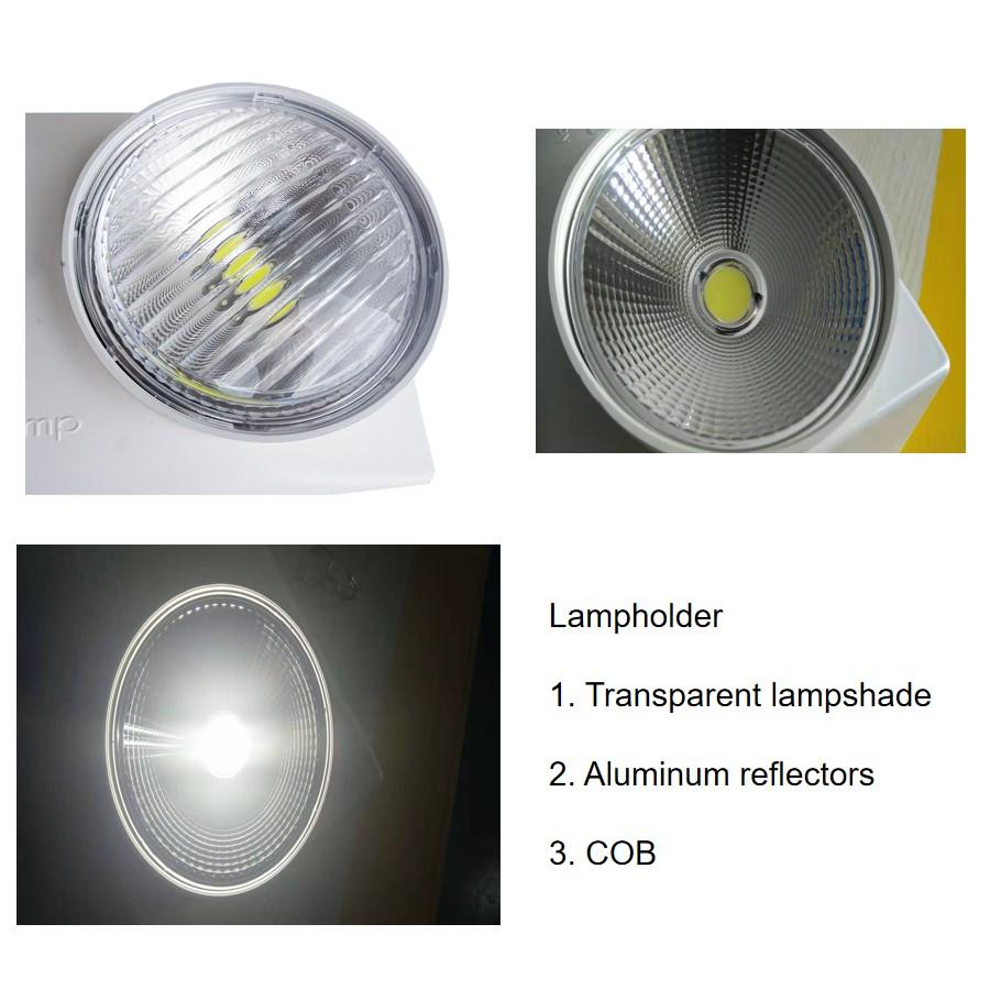 Cob Emergency Light