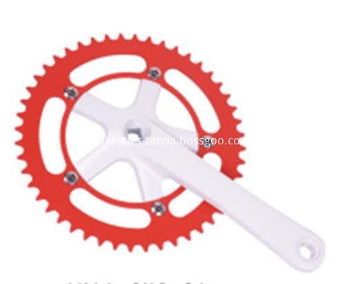 ED Steel Crank Chainwheel Sets